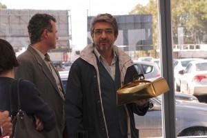Le nouveau paquet cadeau doré du cinéma argentin...